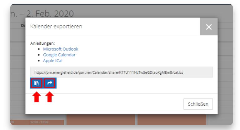 Marc_Kalendersynchronisation_teil_3_Link_abrufen_Zwischenablage_kopieren_Pfeil1._drauf_Direktverkn_fpung_zum_Emailprogramm_Pfeil2._drauf.png