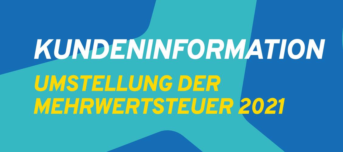 Mehrwertsteuer Deutschland 2021